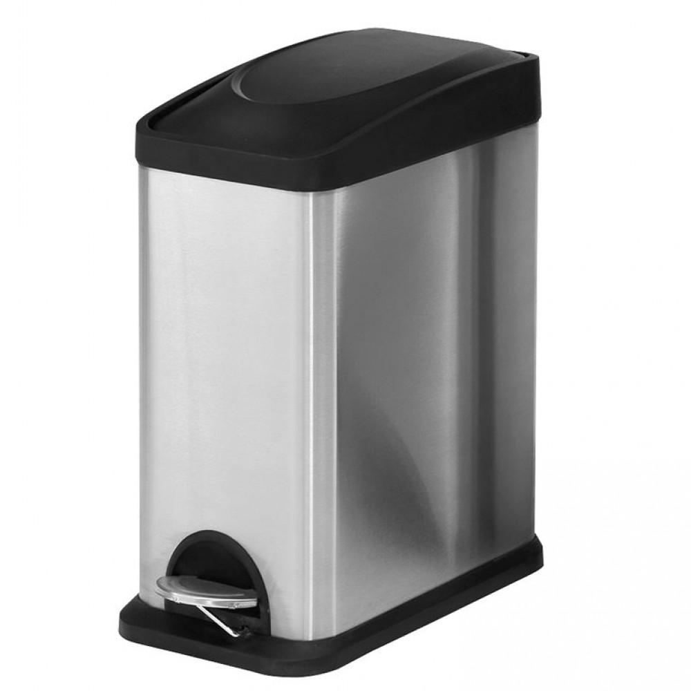Cos de gunoi din inox pentru deseuri - 15 L