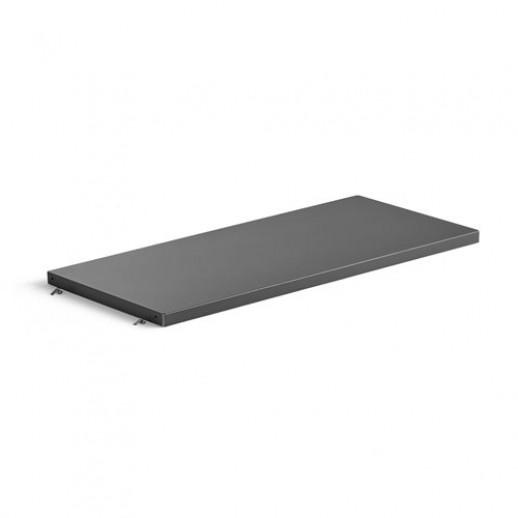 Raft  metalic pentru dulap, 975x400 mm, antracit
