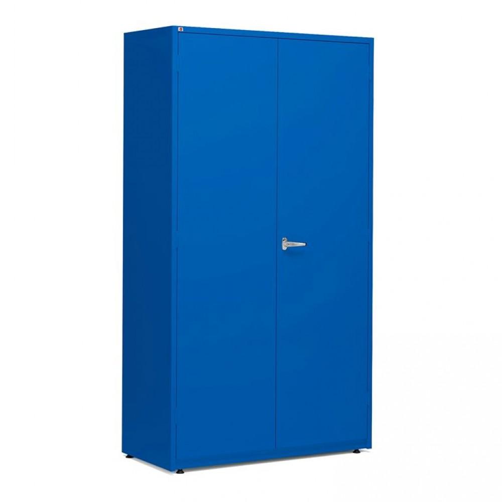 Dulap foarte mare de depozitare, l 1020 x A 500 x H 1900 mm, albastru