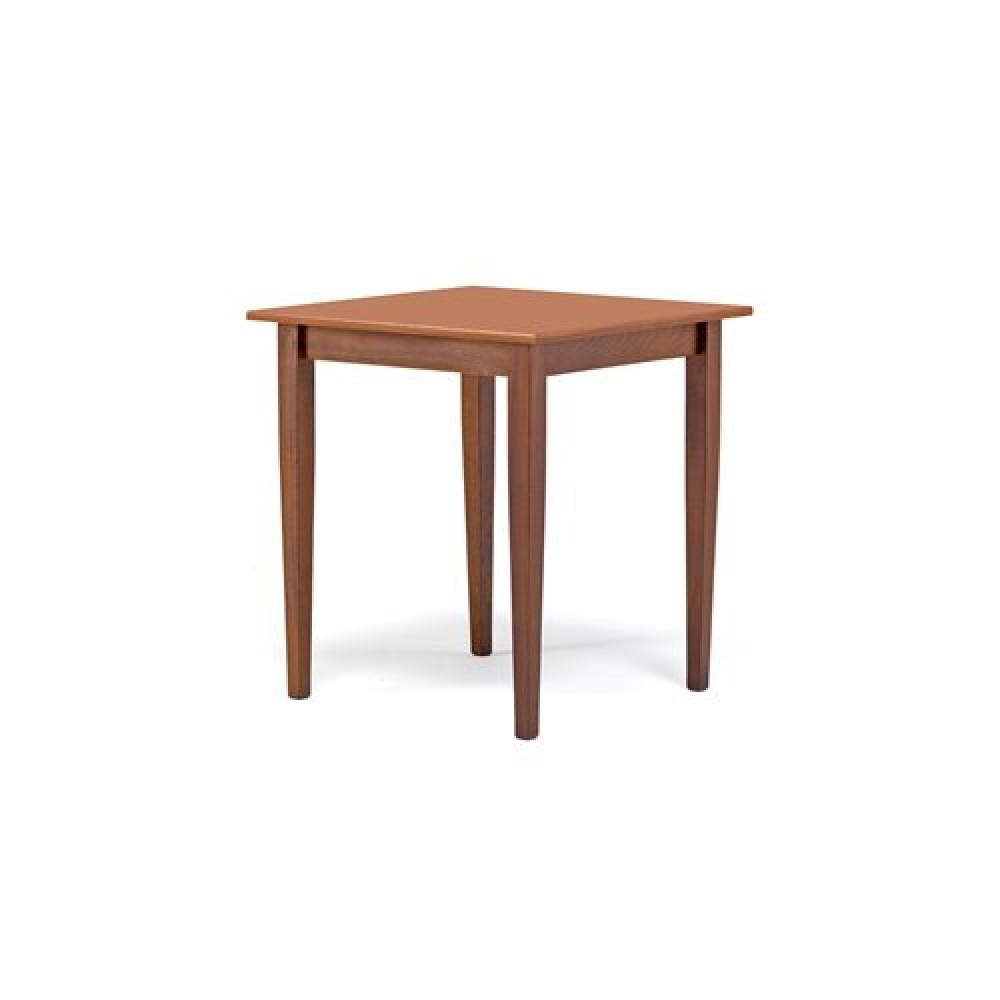 Masa din lemn Sofia, L 700 x H 740 mm, nuc