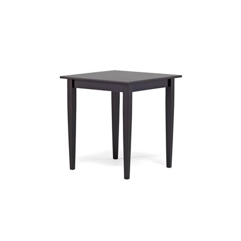 Masa din lemn Sofia, L 700 x H 740 mm, wenge